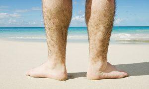lông chân nhiều có ý nghĩa gì